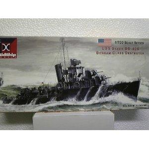 ☆アメリカ海軍 ベンハム級駆逐艦...