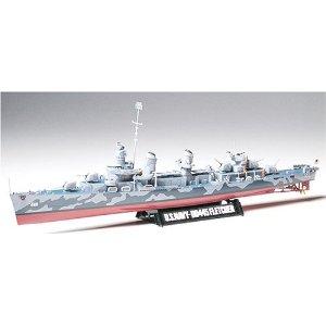 ☆アメリカ海軍 フレッチャー級駆...